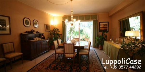 Villa in vendita a Monteriggioni, Con giardino, 315 mq - Foto 19