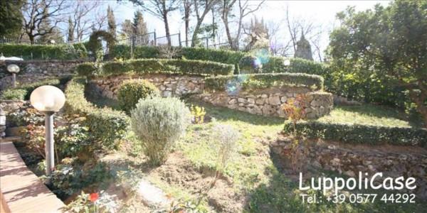 Villa in vendita a Monteriggioni, Con giardino, 315 mq - Foto 25