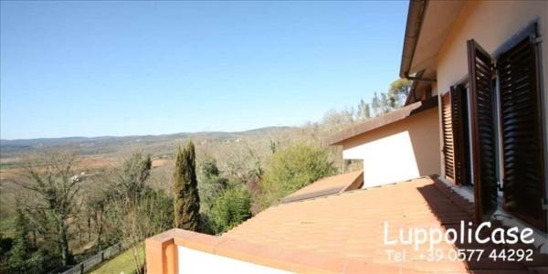 Villa in vendita a Monteriggioni, Con giardino, 315 mq - Foto 7