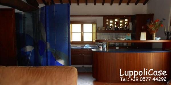 Appartamento in vendita a Monteroni d'Arbia, Con giardino, 120 mq - Foto 6