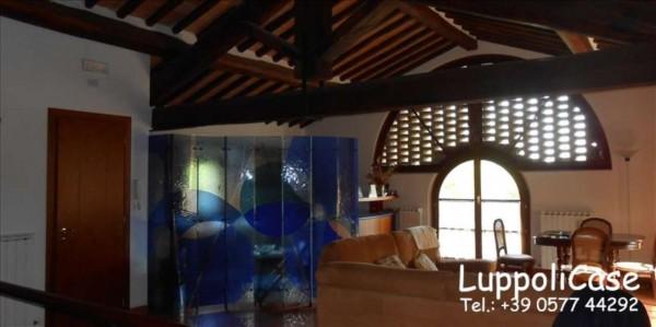 Appartamento in vendita a Monteroni d'Arbia, Con giardino, 120 mq - Foto 7