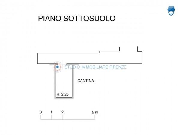 Appartamento in vendita a Firenze, 105 mq - Foto 2
