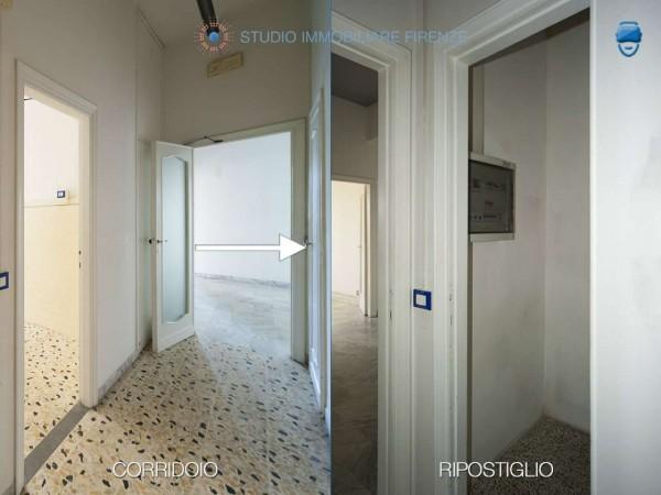 Appartamento in vendita a Firenze, 105 mq - Foto 14