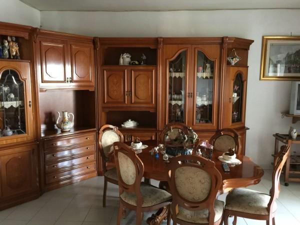 Appartamento in vendita a Sant'Anastasia, Con giardino, 120 mq