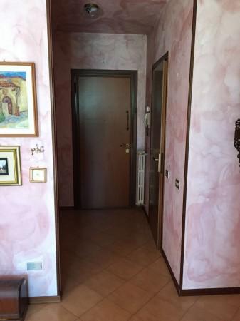 Appartamento in vendita a Gavirate, Centrale, Con giardino, 125 mq - Foto 17