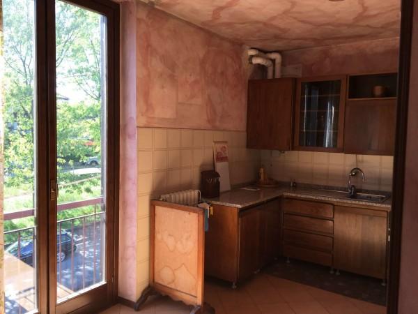 Appartamento in vendita a Gavirate, Centrale, Con giardino, 125 mq - Foto 18