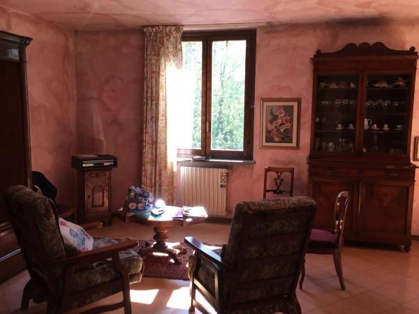 Appartamento in vendita a Gavirate, Centrale, Con giardino, 125 mq - Foto 23