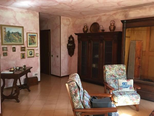 Appartamento in vendita a Gavirate, Centrale, Con giardino, 125 mq - Foto 22