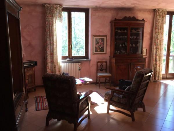 Appartamento in vendita a Gavirate, Centrale, Con giardino, 125 mq - Foto 4