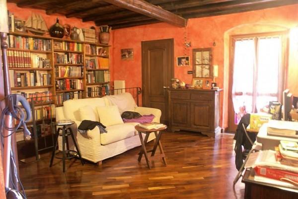 Appartamento in vendita a Avegno, Salto, Con giardino, 225 mq - Foto 16