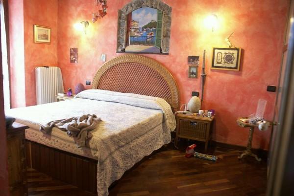 Appartamento in vendita a Avegno, Salto, Con giardino, 225 mq - Foto 10