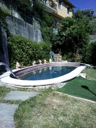 Appartamento in vendita a Avegno, Salto, Con giardino, 225 mq - Foto 2