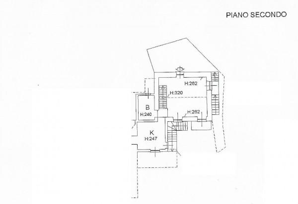 Appartamento in vendita a Avegno, Salto, Con giardino, 225 mq - Foto 32