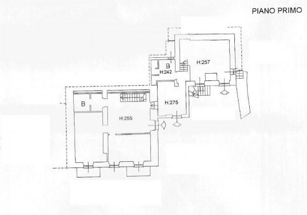 Appartamento in vendita a Avegno, Salto, Con giardino, 225 mq - Foto 33