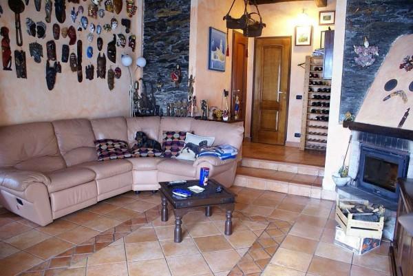Appartamento in vendita a Avegno, Salto, Con giardino, 225 mq - Foto 26