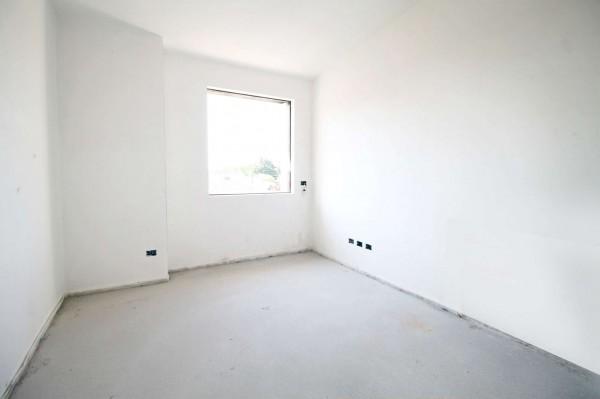 Appartamento in vendita a Cassano d'Adda, Con giardino, 92 mq - Foto 16