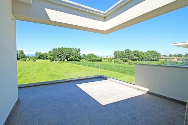 Appartamento in vendita a Cassano d'Adda, Con giardino, 92 mq - Foto 1