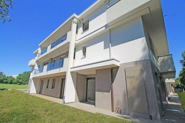 Appartamento in vendita a Cassano d'Adda, Con giardino, 92 mq - Foto 2