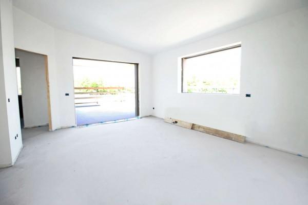 Appartamento in vendita a Cassano d'Adda, Con giardino, 92 mq - Foto 19