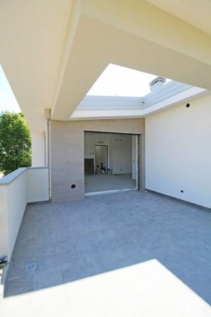 Appartamento in vendita a Cassano d'Adda, Con giardino, 92 mq - Foto 22