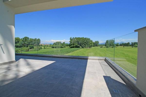 Appartamento in vendita a Cassano d'Adda, Con giardino, 92 mq - Foto 6