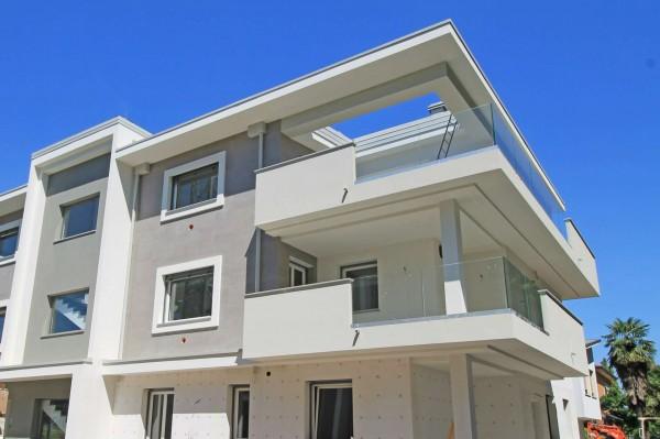 Appartamento in vendita a Cassano d'Adda, Con giardino, 92 mq - Foto 5