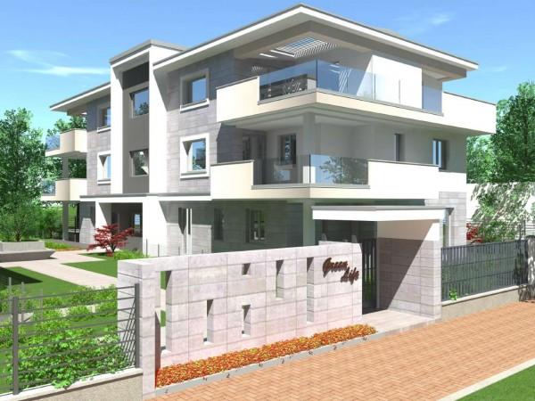 Appartamento in vendita a Cassano d'Adda, Con giardino, 92 mq - Foto 8