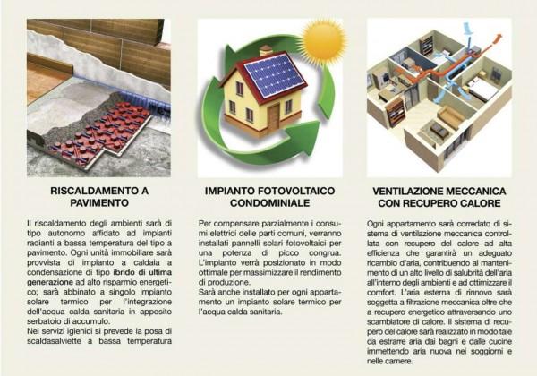 Appartamento in vendita a Cassano d'Adda, Con giardino, 92 mq - Foto 13