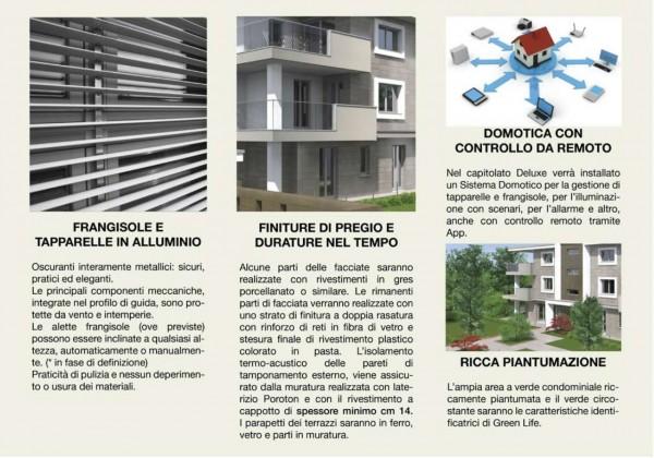 Appartamento in vendita a Cassano d'Adda, Con giardino, 92 mq - Foto 12