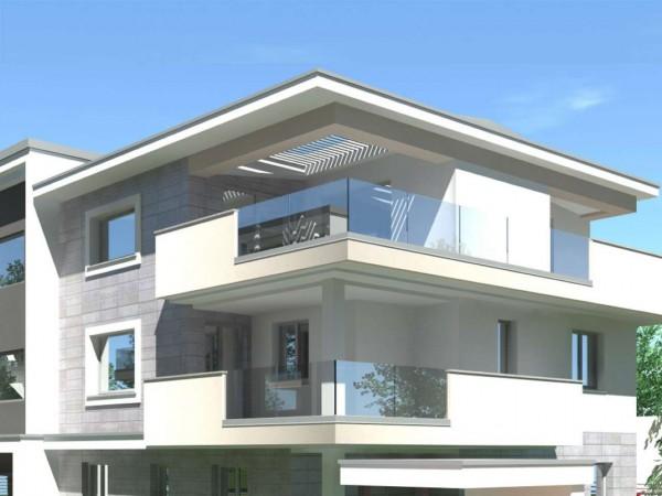 Appartamento in vendita a Cassano d'Adda, Con giardino, 92 mq - Foto 9