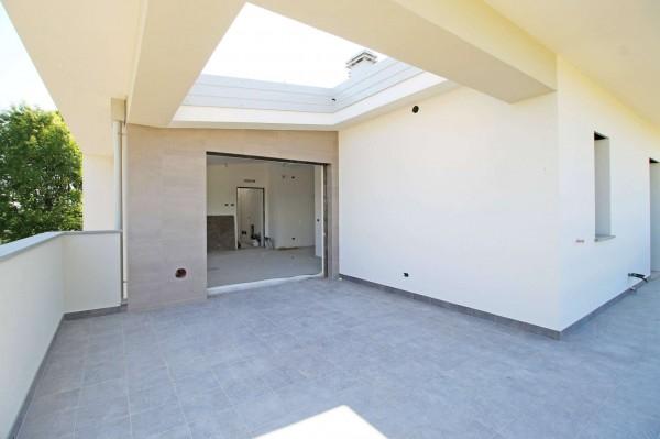 Appartamento in vendita a Cassano d'Adda, Con giardino, 92 mq - Foto 20