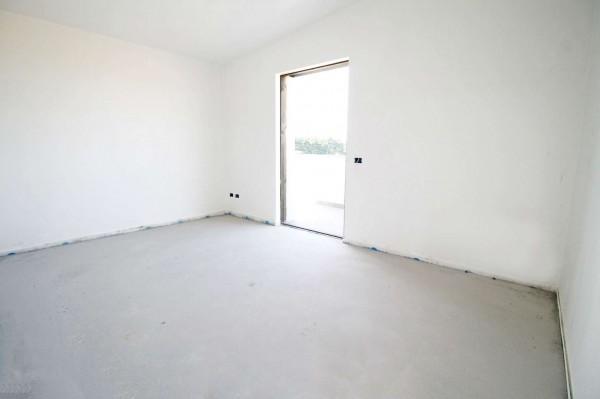 Appartamento in vendita a Cassano d'Adda, Con giardino, 92 mq - Foto 18