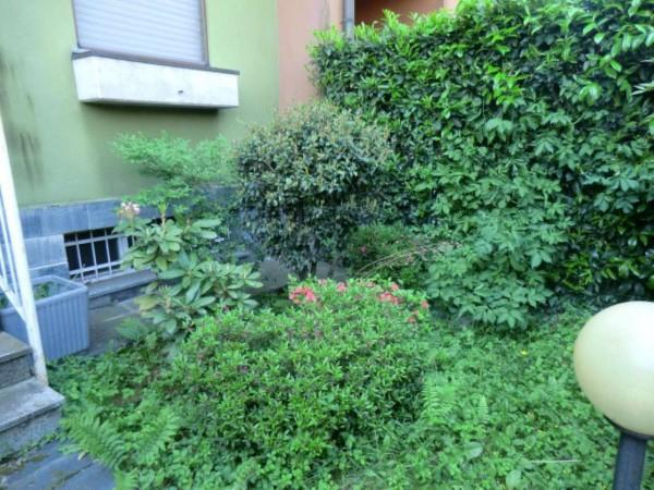 Villetta a schiera in vendita a Arese, Arredato, 240 mq - Foto 24