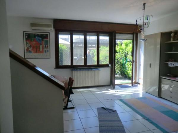 Villetta a schiera in vendita a Arese, Arredato, 240 mq - Foto 22