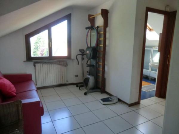 Villetta a schiera in vendita a Arese, Arredato, 240 mq - Foto 7