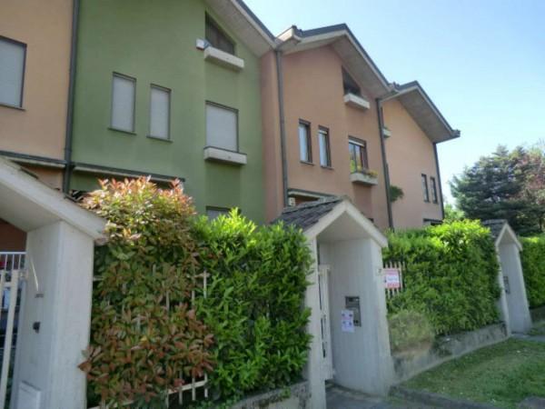 Villetta a schiera in vendita a Arese, Arredato, 240 mq - Foto 23