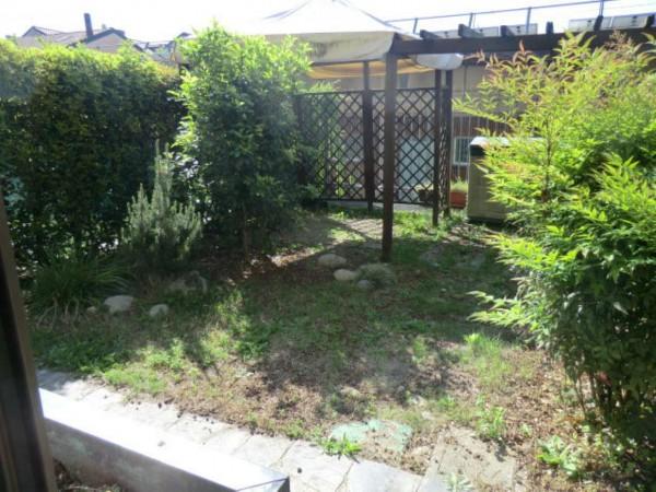 Villetta a schiera in vendita a Arese, Arredato, 240 mq - Foto 25