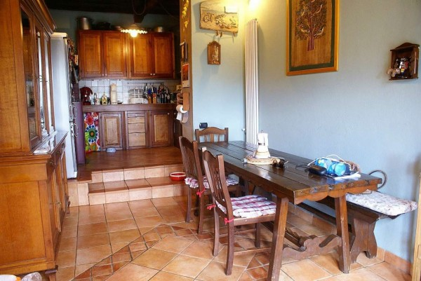 Appartamento in vendita a Avegno, Salto, Con giardino, 130 mq - Foto 17