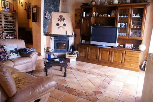 Appartamento in vendita a Avegno, Salto, Con giardino, 130 mq