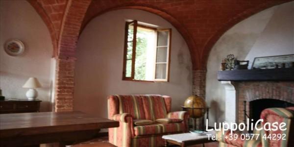 Villa in vendita a Rapolano Terme, Con giardino, 280 mq - Foto 5