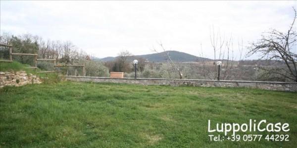 Villa in vendita a Rapolano Terme, Con giardino, 280 mq - Foto 8