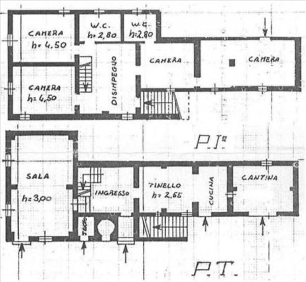 Villa in vendita a Rapolano Terme, Con giardino, 280 mq - Foto 11
