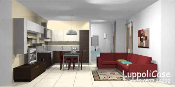 Appartamento in vendita a Siena, Con giardino, 145 mq - Foto 11