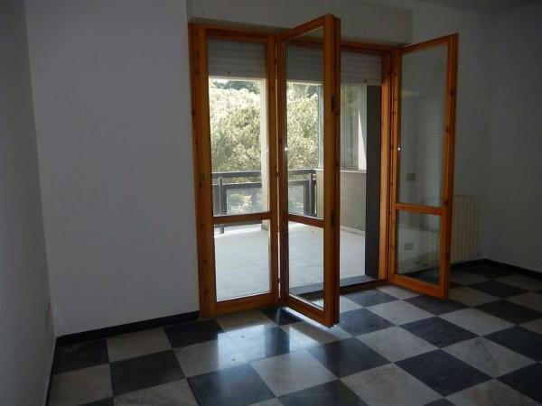 Appartamento in vendita a Chiavari, Centro, Con giardino, 110 mq - Foto 3