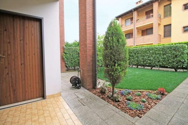 Appartamento in vendita a Cassano d'Adda, Cascine San Pietro, Con giardino, 127 mq - Foto 3