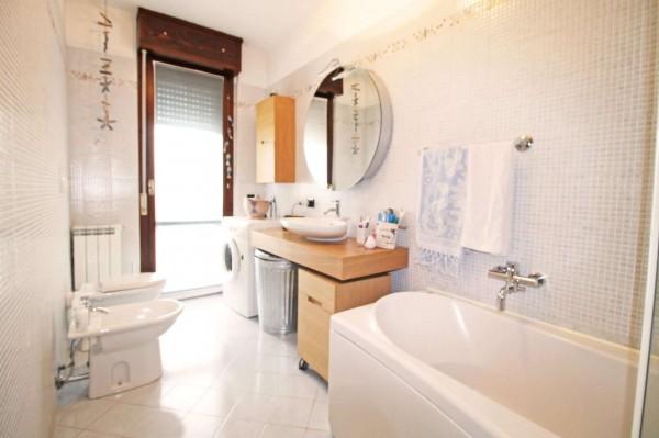 Appartamento in vendita a Cassano d'Adda, Cascine San Pietro, Con giardino, 127 mq - Foto 7