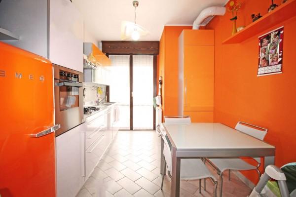 Appartamento in vendita a Cassano d'Adda, Cascine San Pietro, Con giardino, 127 mq - Foto 11