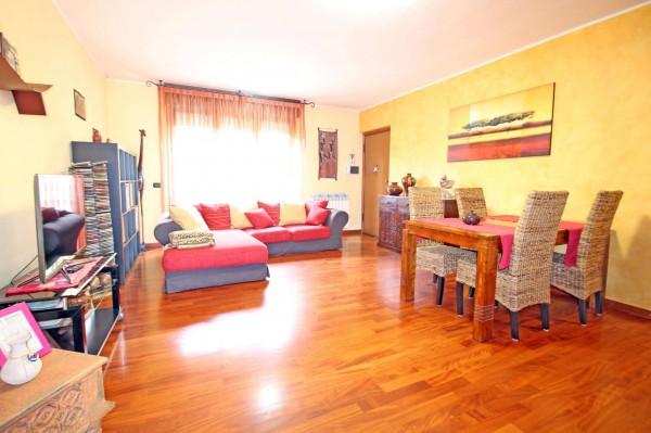 Appartamento in vendita a Cassano d'Adda, Cascine San Pietro, Con giardino, 127 mq - Foto 17