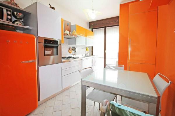 Appartamento in vendita a Cassano d'Adda, Cascine San Pietro, Con giardino, 127 mq - Foto 16