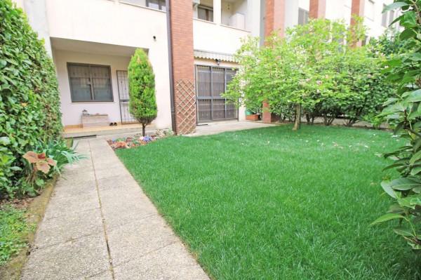 Appartamento in vendita a Cassano d'Adda, Cascine San Pietro, Con giardino, 127 mq - Foto 15